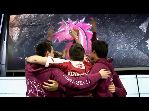 Unicorns of Love: A Team is Born