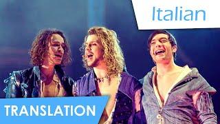 Roméo et Juliette - Les rois du monde (Italian) Subs + Trans