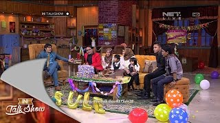 Download lagu Ini Talk Show - 15 November 2014 Part 3/4 - Spesial Ulang Tahun Sule