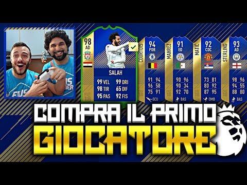 PREMIER MOSTRUOSA CON MOMO!!! COMPRA IL PRIMO GIOCATORE TOTS EDITION! FIFA 18 ITA
