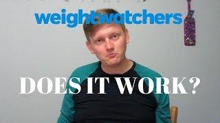 DOES WEIGHT WATCHERS WORK? - Week 1