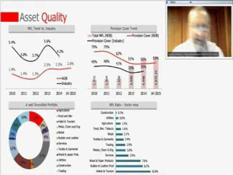 NDB Online Investor Forum – Financial performance (H1)2015