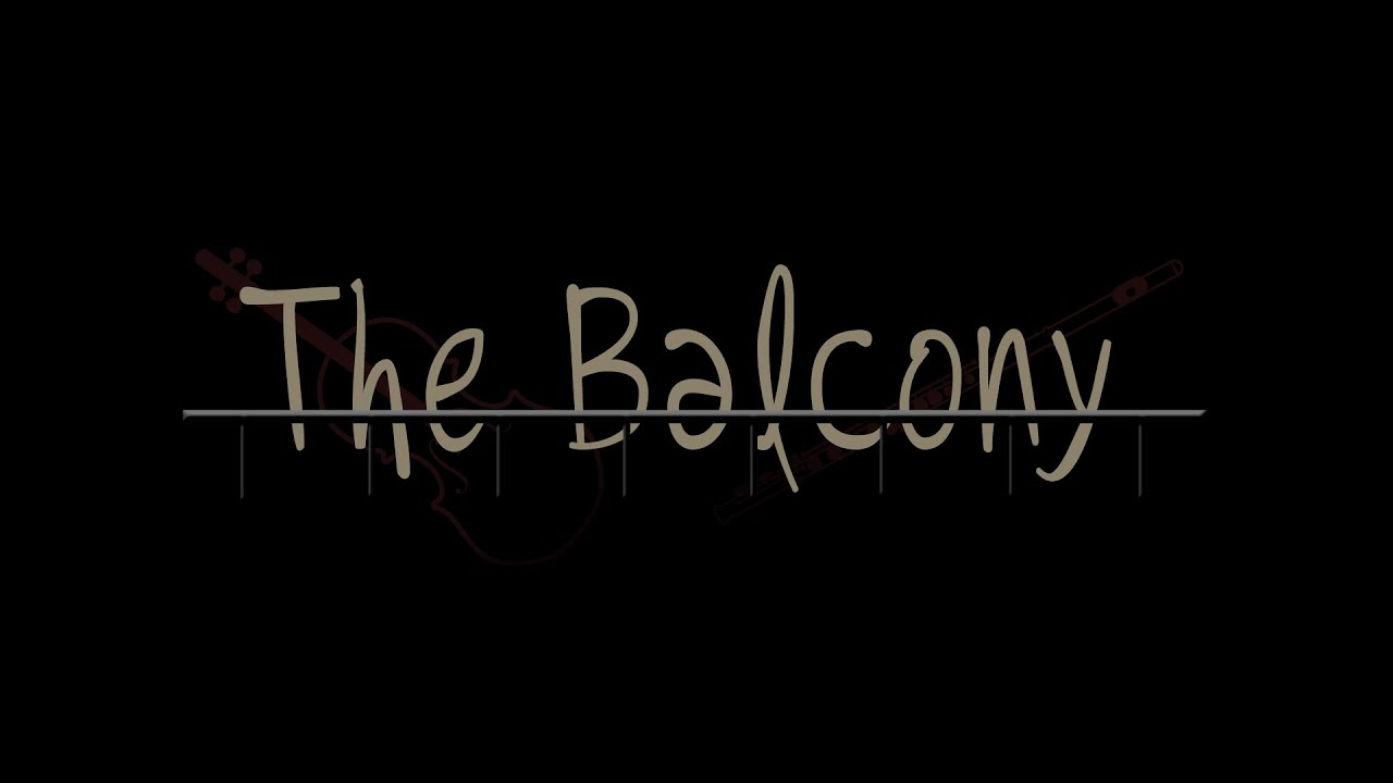 The balcony youtube for Balcony sessions