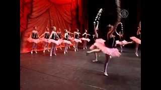 Уроки балета для слепых предлагают в Бразилии (новости)