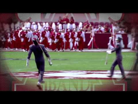 2012 Alabama Band Intro Video