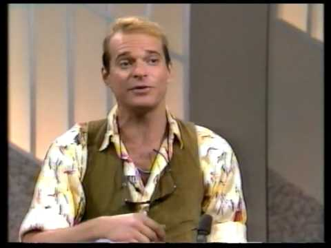 David Lee Roth - Australian Interview (1988)