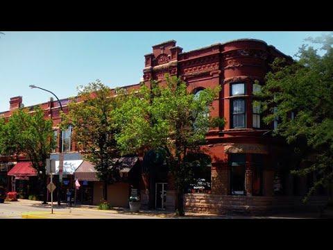 Downtow Marion Iowa | IPhone 8