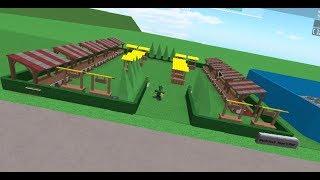 Roblox Sandbox City Building a Market