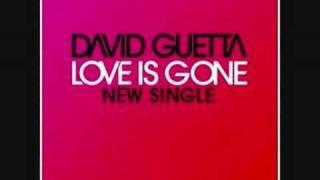 DAVID GUETTA-LOVE IS GONE (VERSION ORIGINAL)