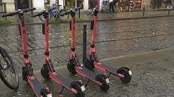 E-Scooter-Verleiher Voi geht in Bremen an den Start