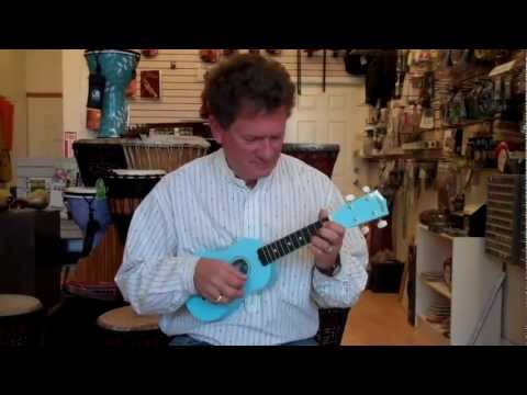 Diamond Head Ukuleles In 8 Crazy and Cool Colors Are Hot Seller!