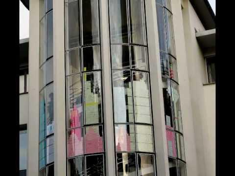 Making-of: Die Frankfurter Skyline aus Post-its (IQB)