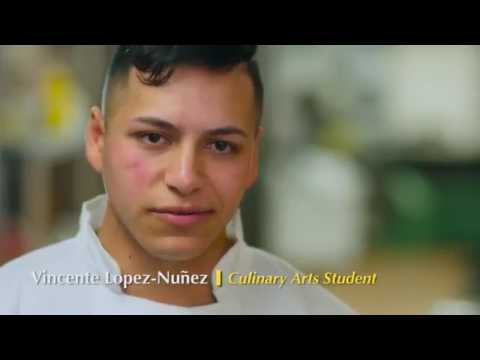 Culinary Arts Program at Delaware County Community College