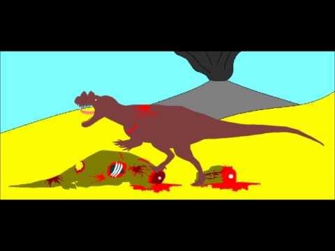 Pivot Art Ceratosaurus Ingens vs Proceratosaurus Radleyi (HQ)