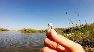 Насаживание перловки на крючок.Рыбалка.Fishing(В этом видео рассказывается как одеть на крючок перловку для ловли мирной рыбы. Такой как: карась, лещ, карп,..., 2014-09-23T12:24:16.000Z)