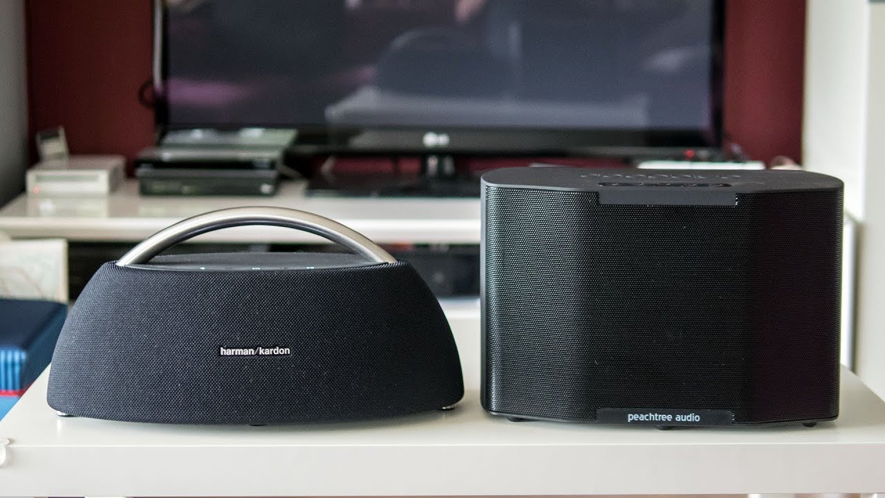 Harman Kardon go + play vs Peachtree Deepblue2 | Doovi