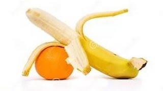 Банан и Мандарин