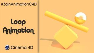 Cinema 4D Tutorial 3D Animation #2