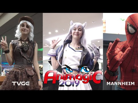 ANIMAGIC 2019 MANNHEIM | COSPLAY VIDEO TVGC
