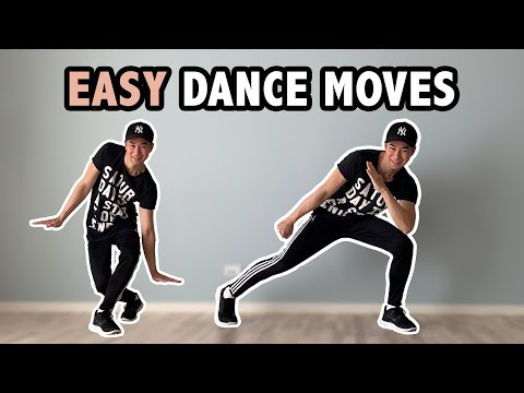 Easy Dance Moves (Tutorial For Beginners) | Learn How To Do