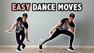 Easy Dance Moves (Tutorial F๐r Beginners)   Learn How To Do
