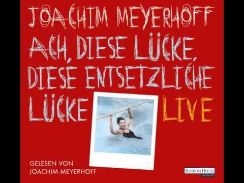 Ach, diese Lücke, diese entsetzliche Lücke YouTube Hörbuch Trailer auf Deutsch