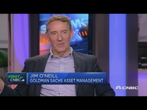 O'Neill: 'Kingpin' role of the dollar in world finance is an issue | Squawk Box Europe
