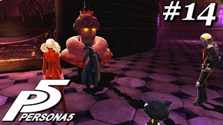 [Blind Let's Play] Persona 5 Episode 14: Find The Two Keys