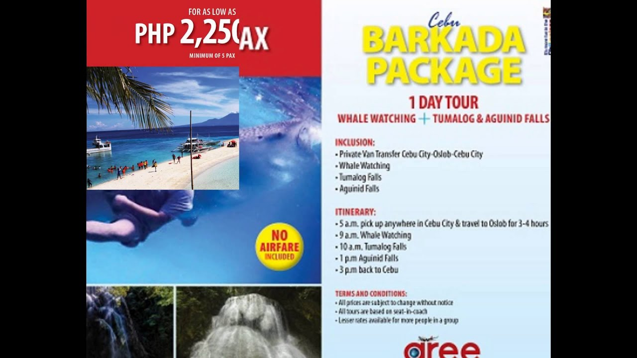 Cebu Tour Packages
