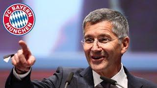 Herbert Hainer stellt sich vor - Jahreshauptversammlung 2019