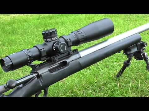 IOR 5.8-40x56mm Crusader rifle scope - Best in the world?