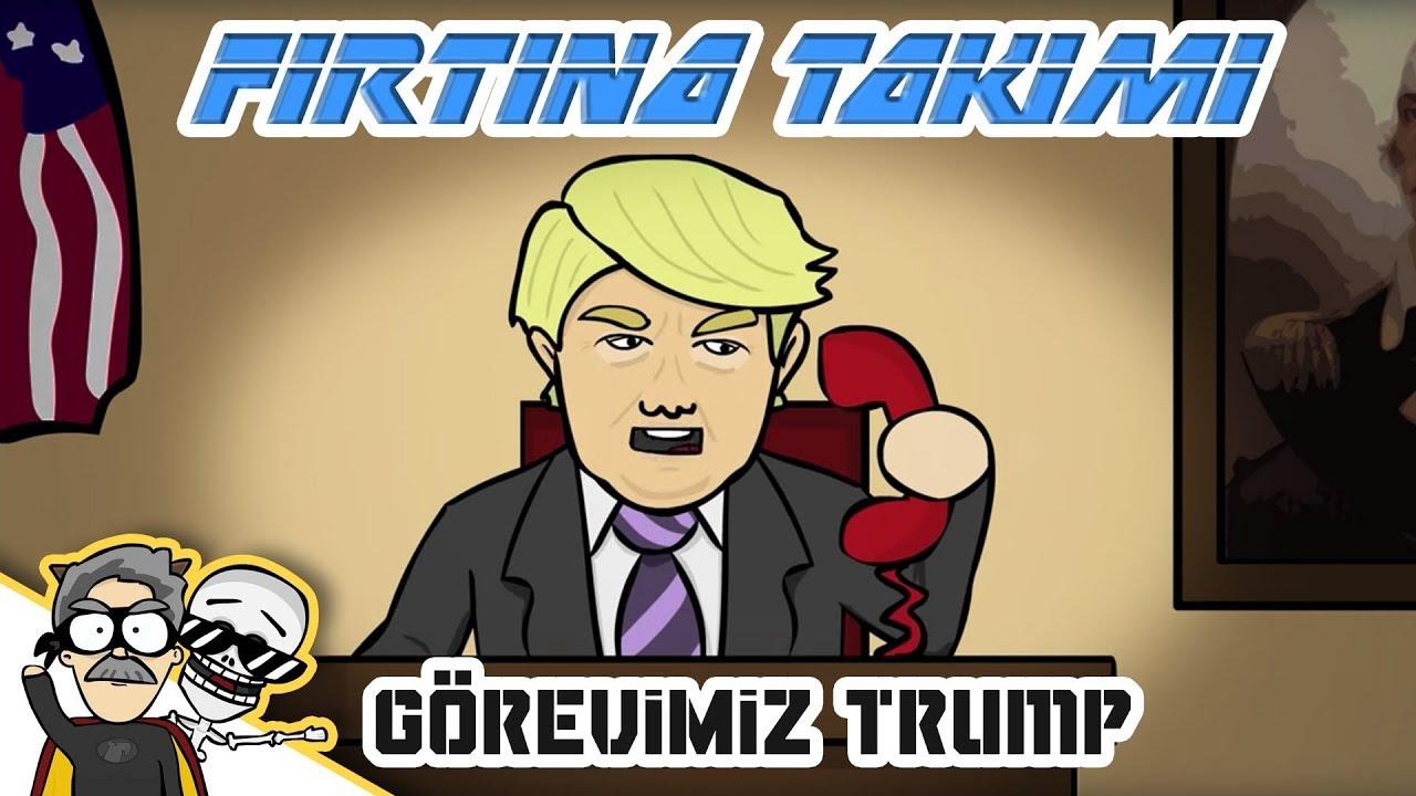 Görevimiz Trump | Özcan Show