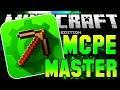 MCPE Master 1.2.44 - NOVA FUNÇÃO CRAFTING (Minecraft PE 0.14.3)