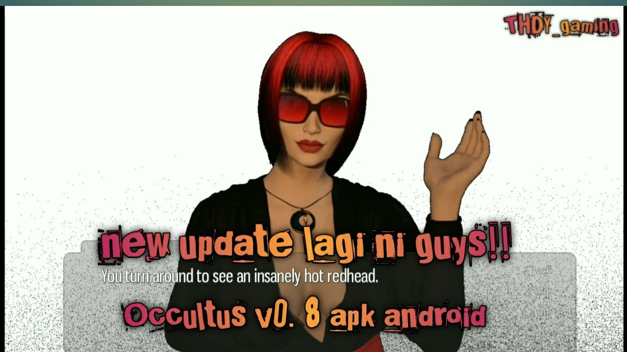 Occultus v0. 8 new update apk android  #Smartphone #Android