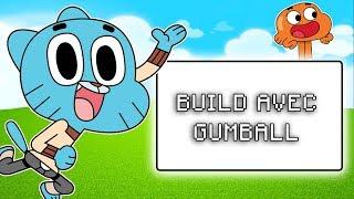 JE CONSTRUIS UNE VILLE AVEC GUMBALL SUR MINECRAFT !!