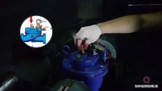 신우밸브 정수위 밸브 SWV-S12B 오작동 해결방법 …