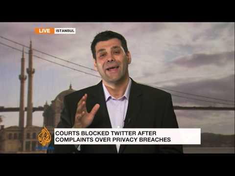 Turkey's telecoms watchdog confirms Twitter shutdown