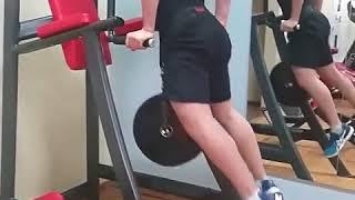 Базовое упражнение на трицепс