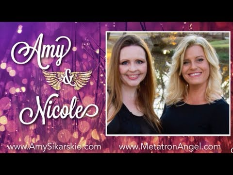 Amy & Nicole - Angel Chat - Instagram Live January 12,  2018