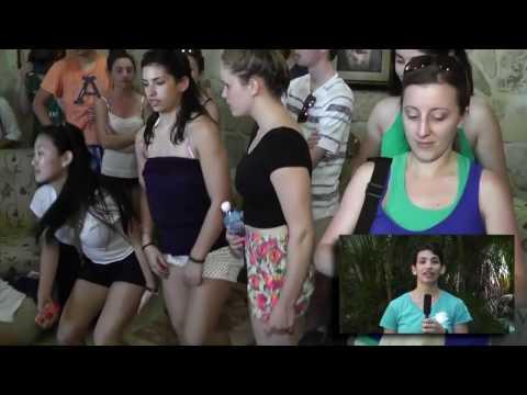 COMMUNITY SERVICE ENRICHES CUBA EXPERIENCE