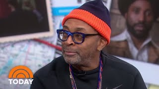 Spike Lee On The Buzz Surrounding 'BlacKkKlansman' | TODAY