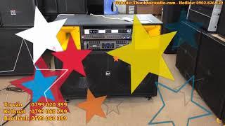 Dàn âm thanh Loa Kéo Công Suất Lớn Cưc Khủng Giá 19,6tr - Nâng Cấp Main Cực Mạnh LH Thann Huy Audio