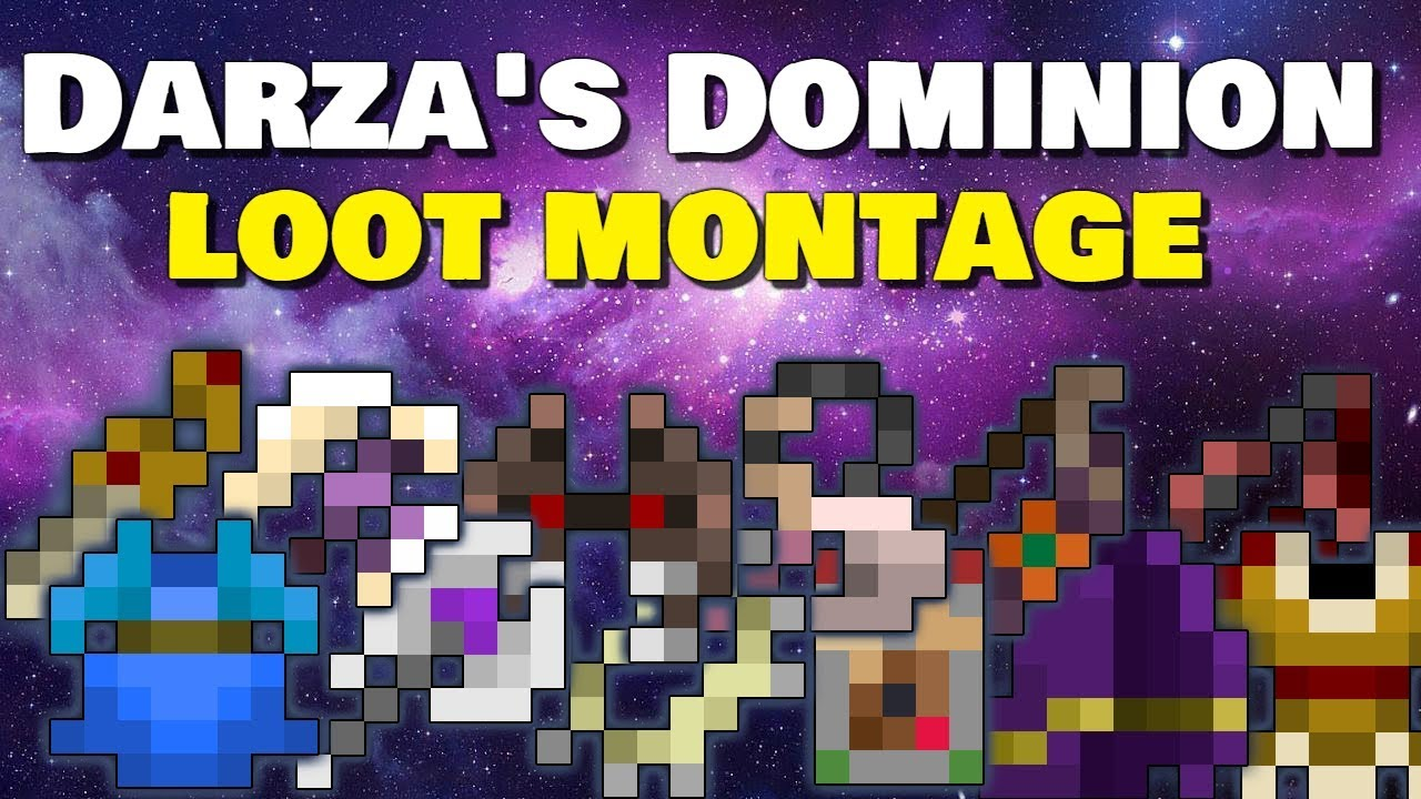 Darza's Dominion: A Epic Loot Montage  (Giveaway UTs)