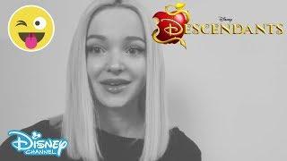 Descendants   Dove Cameron Announcement!   Official Disney Channel UK