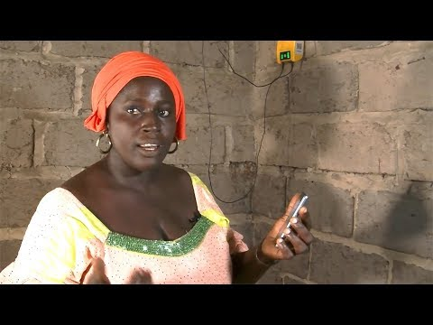 Solar energy in an app to power Africa