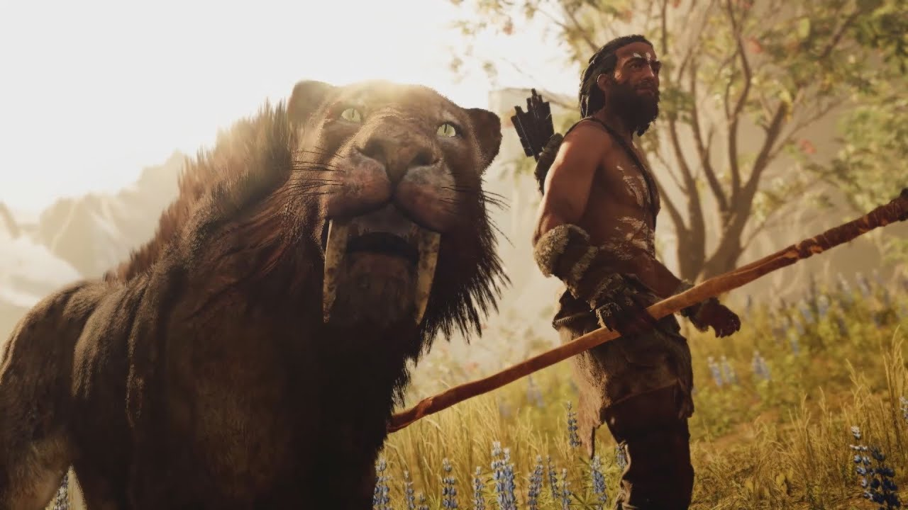 Far Cry Primal Gameplay! - YouTube