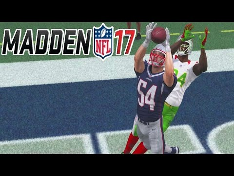 99 LEGEND TEDY BRUSCHI! - Madden 17 Ultimate Team Gameplay