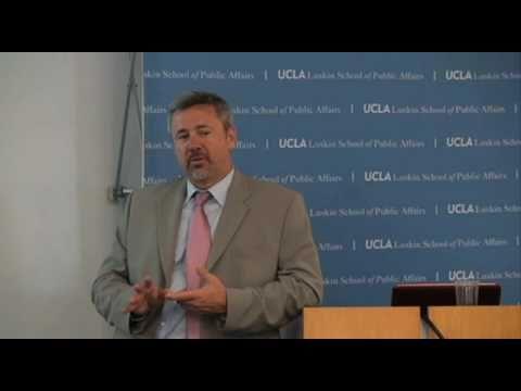 Bernard Warner Talks Gangs, Prisons at UCLA
