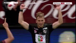 Highlights: tipico Bundesliga, 5. Runde, Wolfsberger AC - SK Sturm Graz 1:1