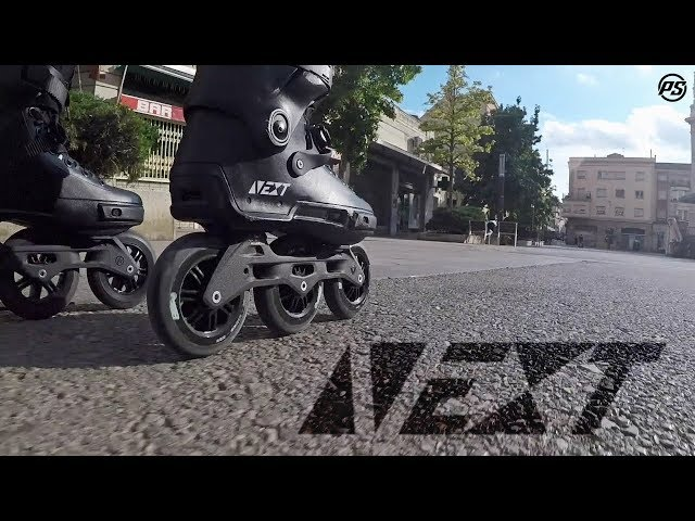 NEXT 110 Road test en español - Powerslide inline skates